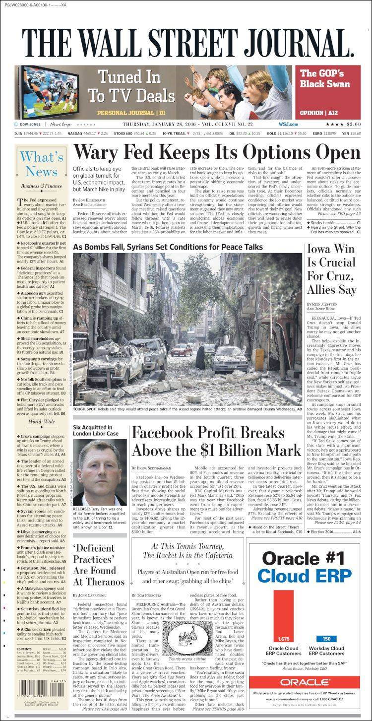 wall street journal saturday only subscription