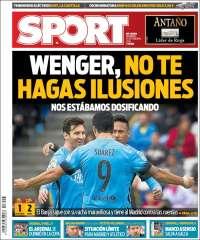 HASTA LA POLLA DEL SPORK Y DE NEYMAR Sport.200