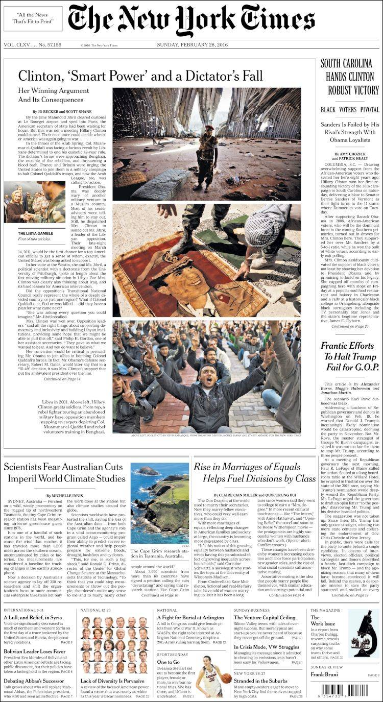 new york times sunday paper Order a subscription to the new york times newspaper  order new york times  home delivery on the days that are the most convenient for you  print/digital  friday saturday sunday 12 weeks full price $10440 our price $5220 unit.