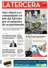 Chile - La Tercera