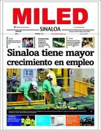 Portada de Miled - Sinaloa (Mexico)