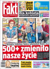 Portada de Fakt (Poland)