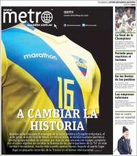Metro Ecuador