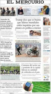 Chile - El Mercurio
