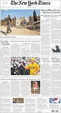 USA - NY Times