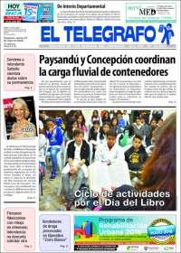 Uruguay - El telégrafo
