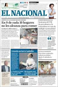 Venezuela - El Nacional