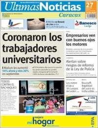 Venezuela - Ultimas Noticias