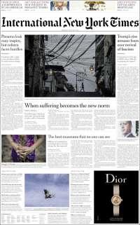 International New York Times