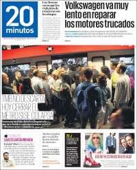 20 Minutos - Barcelona