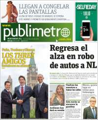 Publimetro - Monterrey