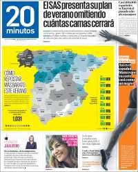 20 Minutos - Malaga