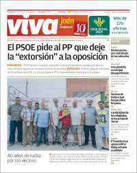 Portada de Viva Jaén (Spain)