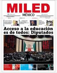 Portada de Miled (Mexico)
