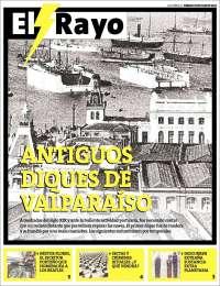 Portada de Estrella de Valparaiso (Chile)