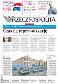 Portada de Rzeczpospolita (Poland)