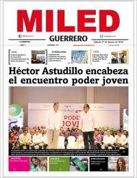 Portada de Miled - Guerrero (Mexico)