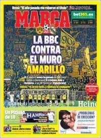 Portada de Marca (Espagne)