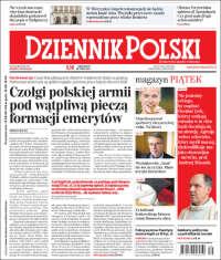 Portada de Dziennik (Poland)