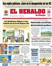 El Heraldo de Chiapas