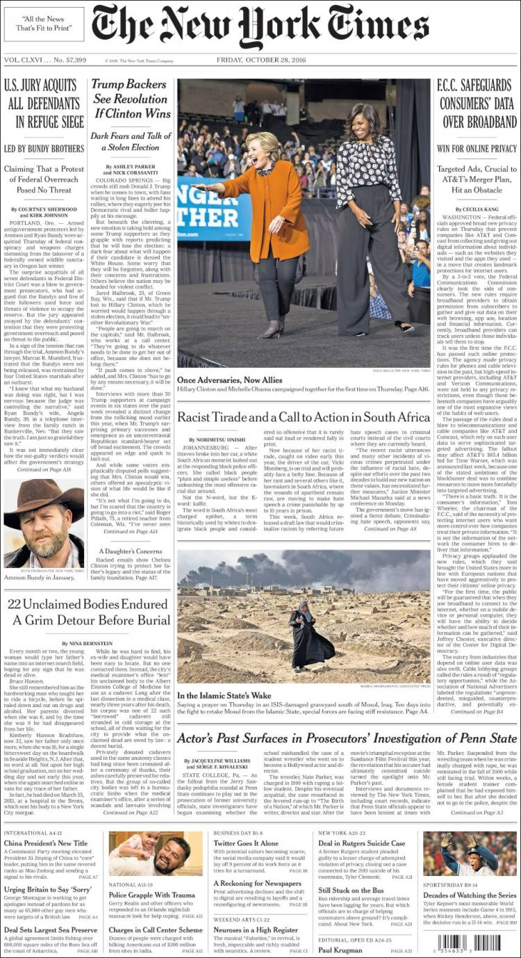 case 9 1 new york times digital The new york times bits | the pros and cons of a surveillance society search subscribe now log in 0 in the case of mr martin.