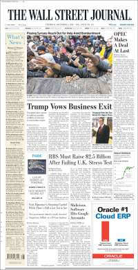 The Wall Street Journal - Europe